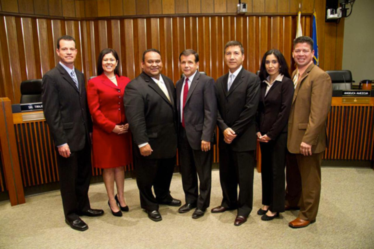 Santa Ana City Council